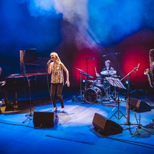 Virva Quintet 2015 Photo: Valtteri Mäkelä