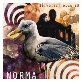 Norman debyyttialbumi on julkaistu